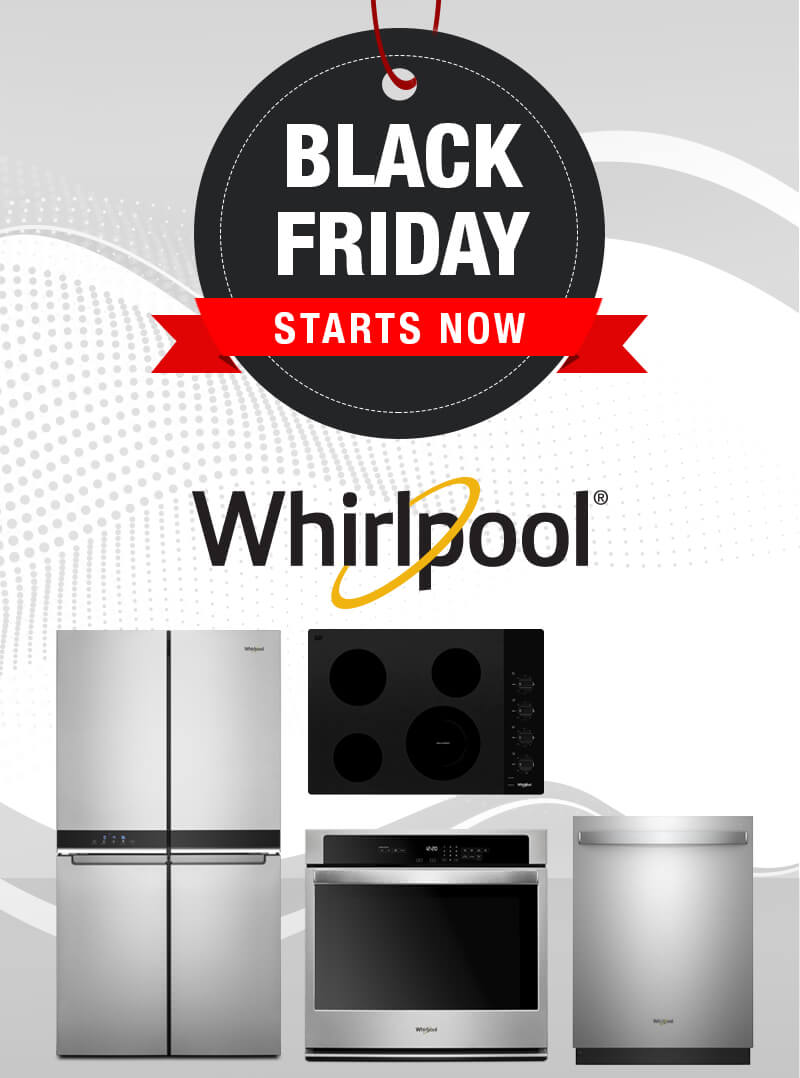 Whirlpool Black Friday Savings